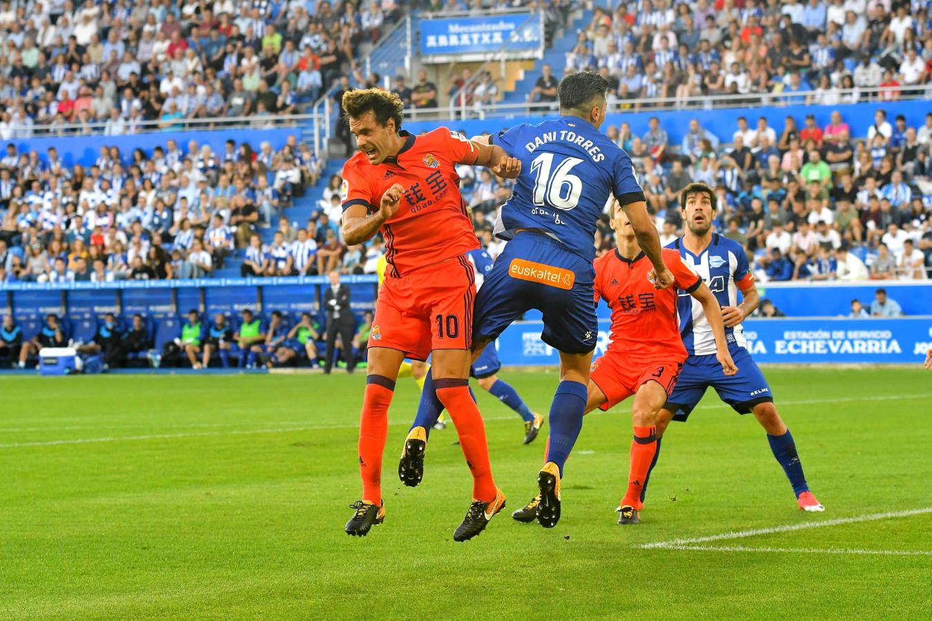 Alaves vs Real Sociedad-Vitoria-14.10.17-Foto José María López
