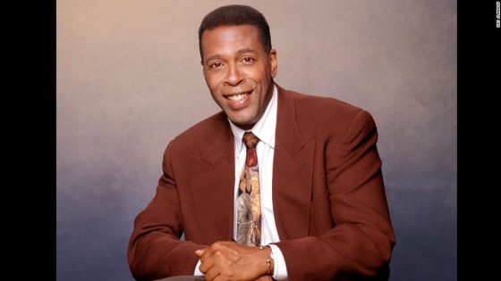 """Image #: 1788354 Meshach Taylor stars as Anthony Bouvier, in the CBS television series """"Designing Women."""" CBS /Landov"""