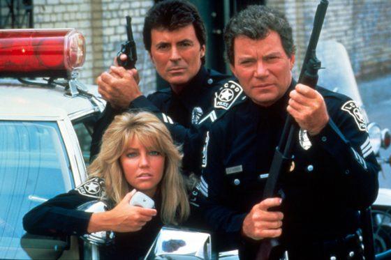 Hooker T.J. Hooker Year: TV-Series 1982-1986 - usa William Shatner, James Darren, Heather Locklear Director: Phil Bondelli Chuck Bowman