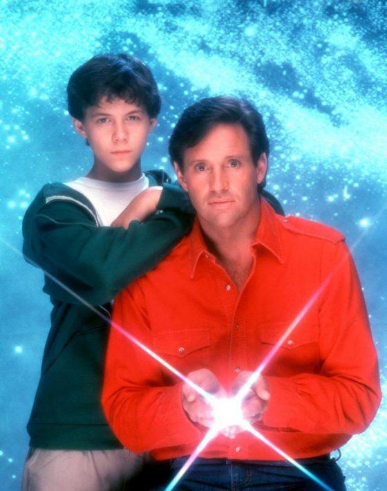 STARMAN, C.B. Barnes, Robert Hays, 1986, ©Columbia Pictures Television